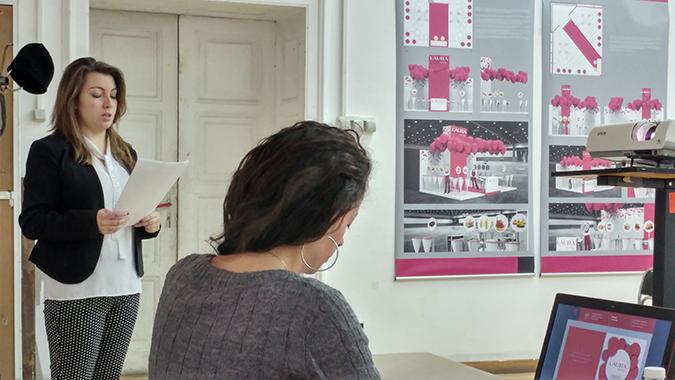 Официален сайт на специалност рекламен дизайн > Събития  Официален сайт на специалност рекламен дизайн > Събития > Дипломна защита о к с Магистър 2017